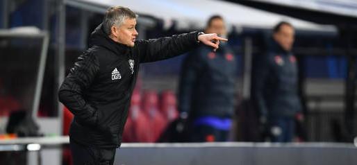 """""""The tempo was missing""""at Selhurst Park - Man Utd boss Solskjaer."""