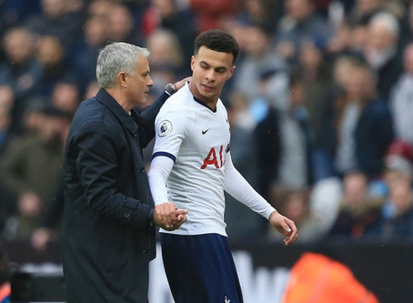 Spurs boss Jose Mourinho: Dele Alli will have his opportunities.