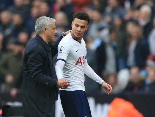 """Dele Alli should not be """"left to rot"""" at Tottenham."""