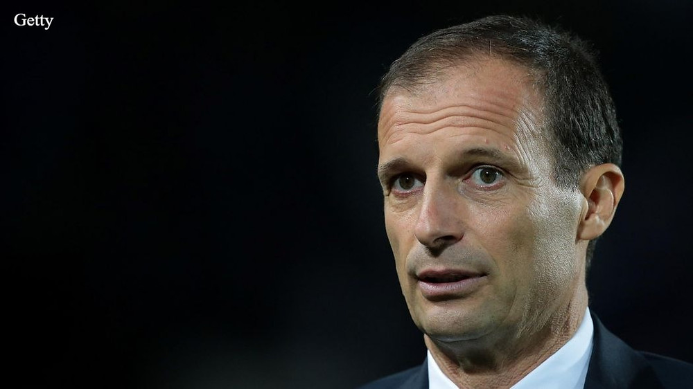 Allegri had a successful five-year spell during his time in charge of Juve.