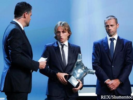Modric To Inter Talk Is 'Fantasy', Says Guardiola.