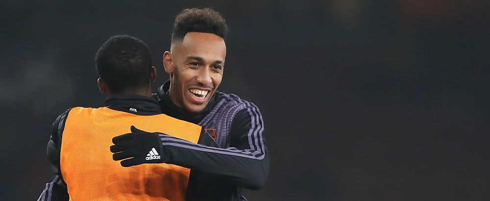 Pierre-Emerick Aubameyang is a transfer target for many clubs in Europe. [Getty]