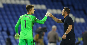 Gary Neville: Chelsea will not win the Premier League title with Kepa.