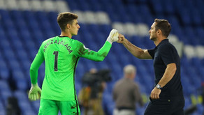 Lampard is not under pressure to sell Chelseagoalkeeper Arrizabalaga.
