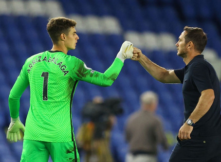 Kepa needs support following his recent mistake - Chelsea manager Lampard.