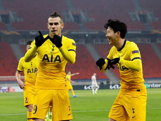 Wolfsberger 1-4 Tottenham: Son pleased Spurs took a firm grip on Europa League last-32 tie.