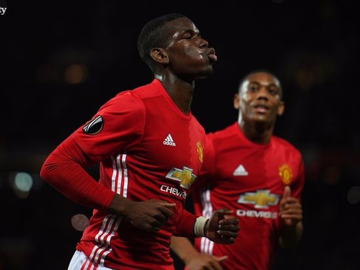Manchester United have been told to keep Paul Pogba.