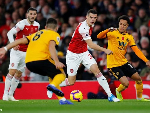 Xhaka: It's the best I've felt at Arsenal.