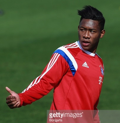Alaba's future at Bayern continues to be a topic of discussion. [Getty]