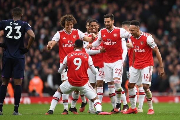 Arsenal hand new deals to David Luiz, Pablo Mari, Cedric Soares and Dani Ceballos. [Getty]