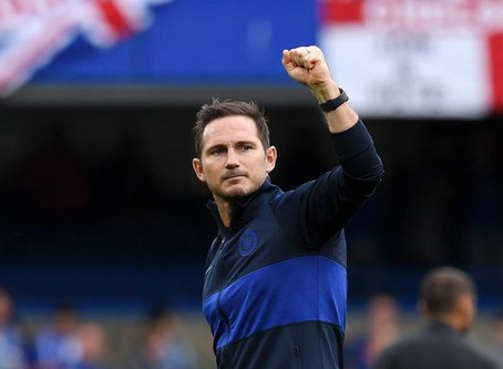 Chelsea manager Frank Lampard on Edouard Mendy, Thiago Silva, and Ben Chilwell.