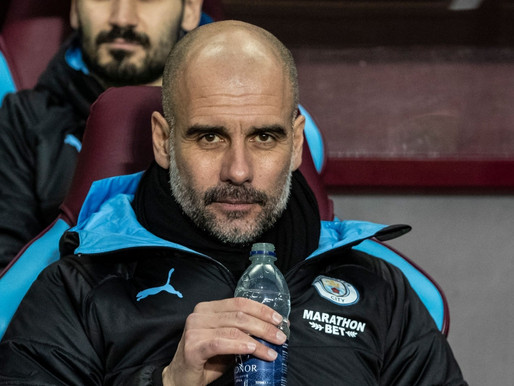 Guardiola's warning to Sterling and other Man City stars.