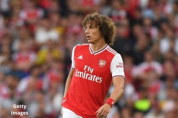 Brazil star David Luiz replaced Laurent Koscielny at Arsenal last summer. [Getty]