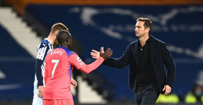 Frank Lampard bemoans Chelsea's mistakes in their draw against West Bromwich Albion.
