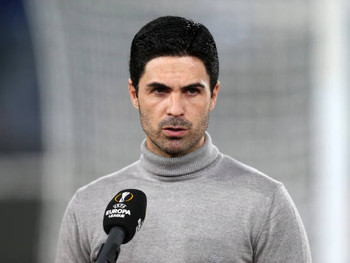 Arsenal boss Arteta: 'We have a chance to win'