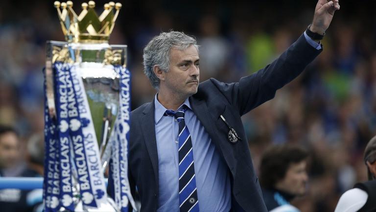 Jose Mourinho. [Getty]