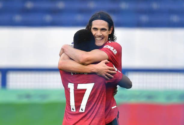 Cavani signs new deal at Man Utd [Getty]