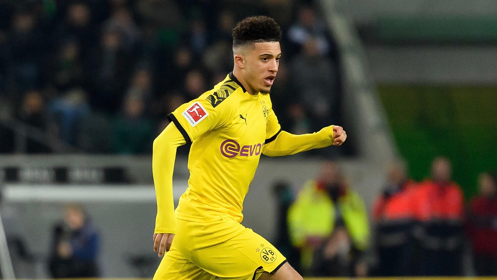 Sancho has been constantly linked with a move away from Dortmund. [Getty]