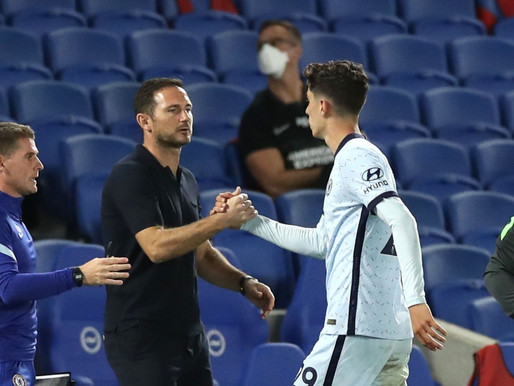 Lampard backs Kai Havertz to be a success at Chelsea.