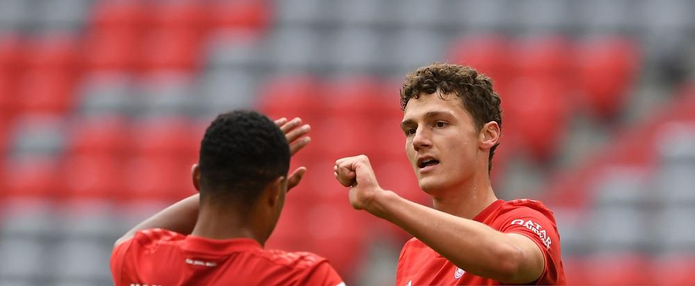 Pavard keen on winning the treble with Bayern Munich [Getty]
