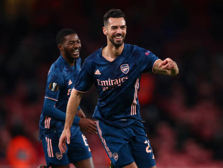 Pablo Mari backs Arteta to turn Arsenal's woes around.