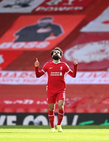 Liverpool Mo Salah hails 'important win' against Villa.