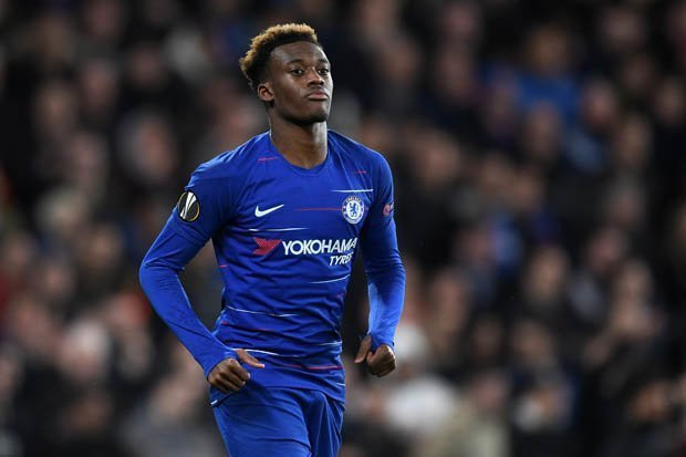 Callum Hudson-Odoi. (Getty)