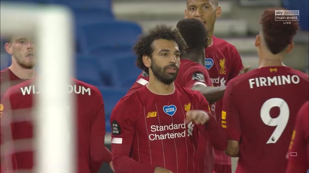The Premier League Golden Boot is a motivation for Salah.