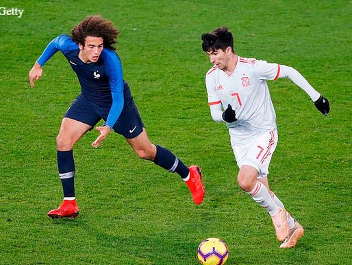 Guendouzi underlines desire to represent France