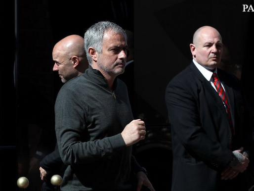 Mourinho: Man Utd need points.