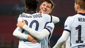 Chelsea manager Lampard tells Mason Mount's critics to take a step back.