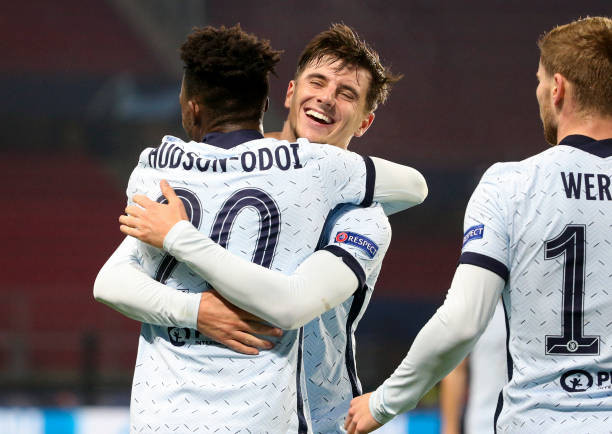 Mason Mount ihas been backed to thrive in the Euros following his impressive display for Chelsea [Getty]