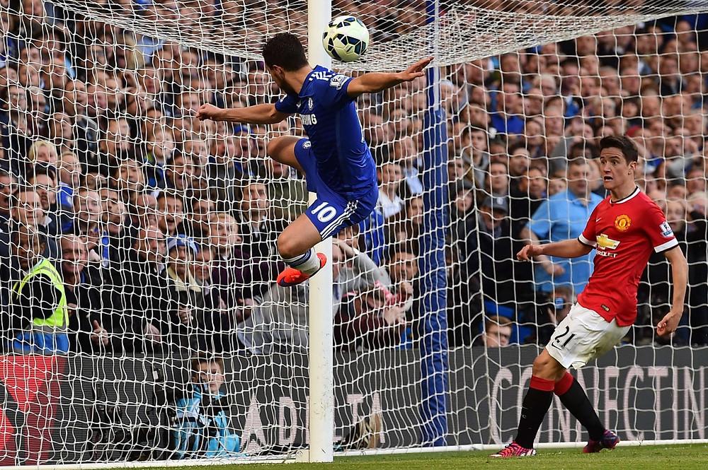 Photo: Chelsea vs. Man utd.