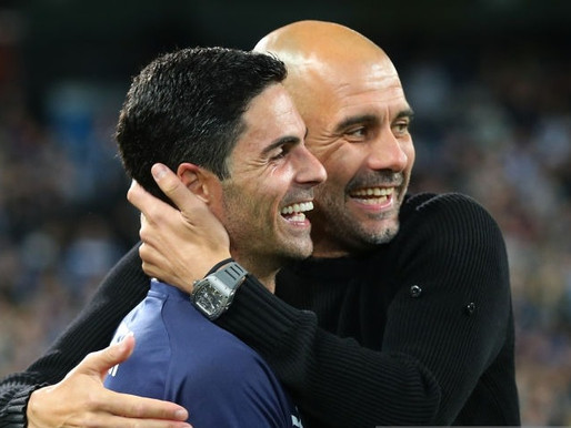 Arteta on what Pep Guardiola's Man City must do to be seen as the best in Premier League history.