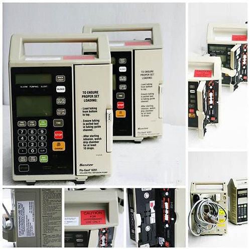 Reconditioned BAXTER FLO-GARD 6201 IV Pump