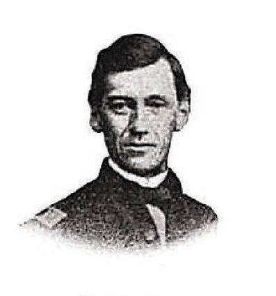 Chaplain Charles Luther Hagar