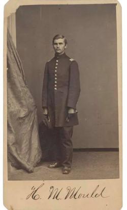Lieutenant Henry M. Mould