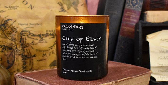 CITY OF ELVES
