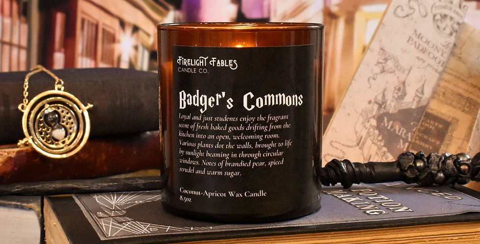BADGER'S COMMONS