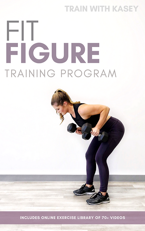 FitFIGURE Training Program