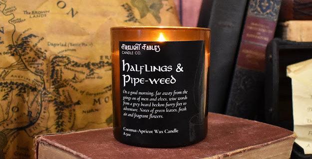 HALFLINGS & PIPE-WEED