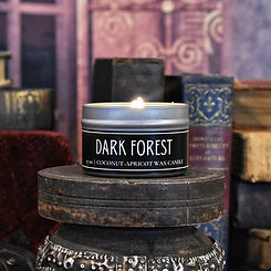 dungeons and dragons accessories - Dark Forest RPG Candle