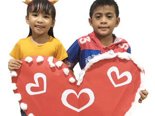 14 Reasons Children are so LOVABLE this Valentine's Day!