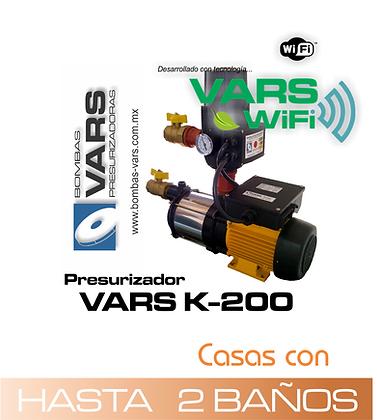 Presurizador VARS K-200i WIFI