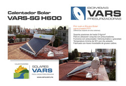 Calentadores Solare VARS
