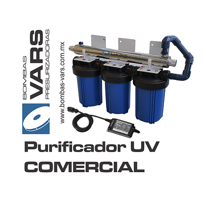 Filtro VARS UV 30G