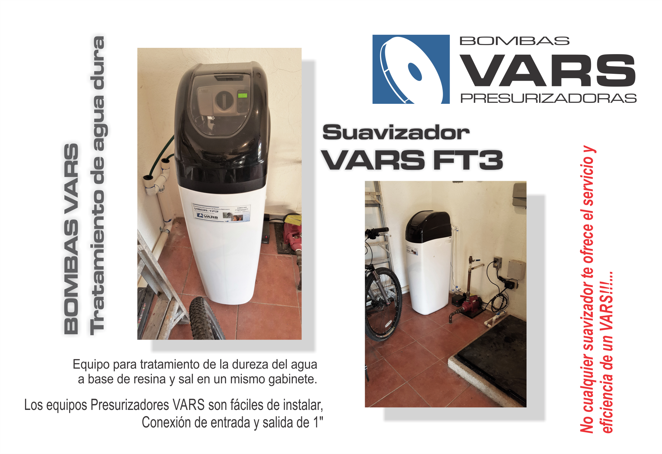 Suavizador VARS FT3