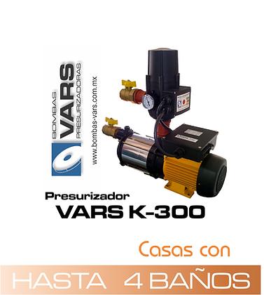 Presurizador VARS K-300