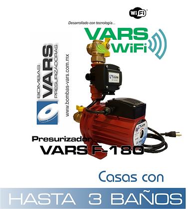 Presurizador VARS F-180i WiFi