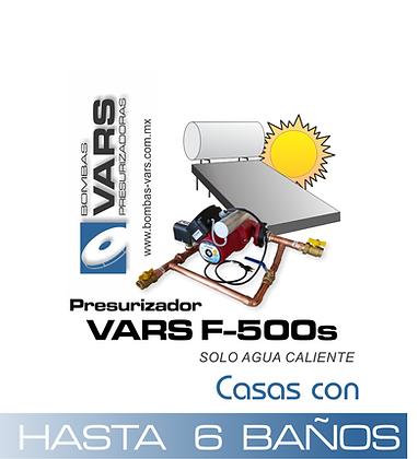 Presurizador VARS F-500s